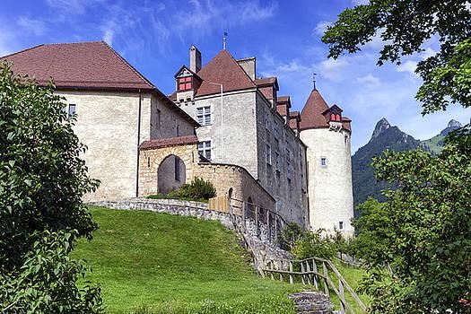 Elenarts - Elena Duvernay photo - Castle of Gruyeres, Fribourg, Switzerland