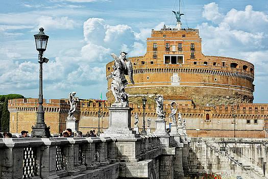 Castle of the Holy Angel by Joachim G Pinkawa