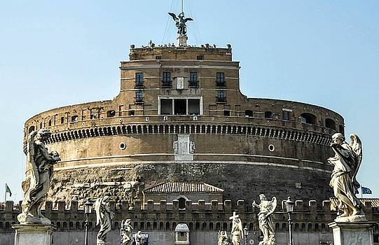 Castle St Angelo by Nicole Radlow