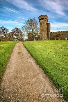 Adrian Evans - Castle Tower
