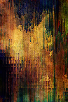 Castle View Planet Pixel by Christina VanGinkel