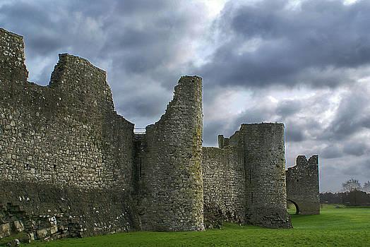 Castle Walls by Maria Keady