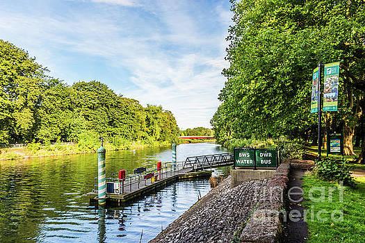 Steve Purnell - Castle Water Bus Stop 2