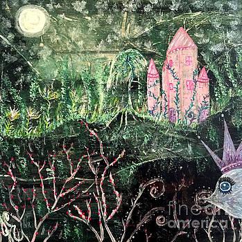 Castle Wisteria by Julie Engelhardt