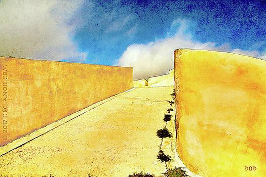 Castles In Spain by Declan O'Doherty