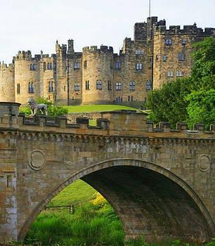 Castles of the UK by Digital Art Cafe