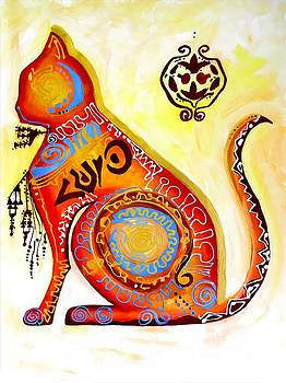 Marek Lutek - CAT 4237