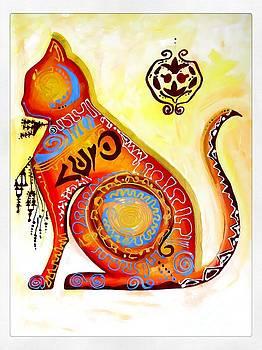 Marek Lutek - CAT 4238