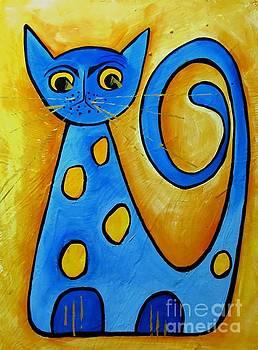 Marek Lutek - CAT 4269