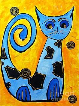 Marek Lutek - CAT 4272