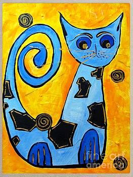 Marek Lutek - CAT 4273