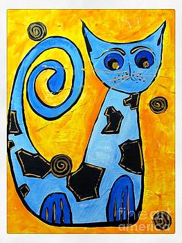 Marek Lutek - CAT 4274