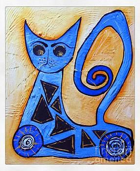 Marek Lutek - CAT 4277