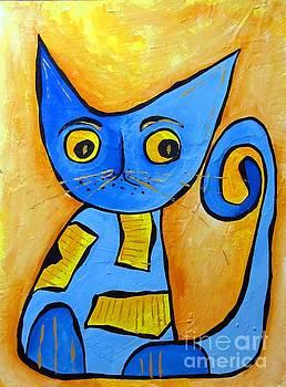 Marek Lutek - CAT 4278
