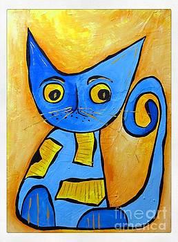 Marek Lutek - CAT 4280