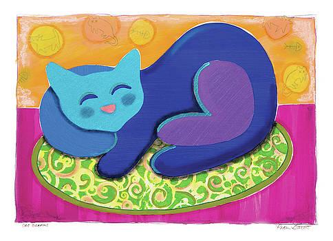 Cat Dreams by Patrice Barrett