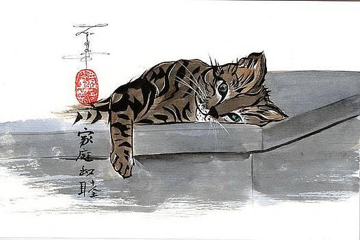 LINDA SMITH - Cat