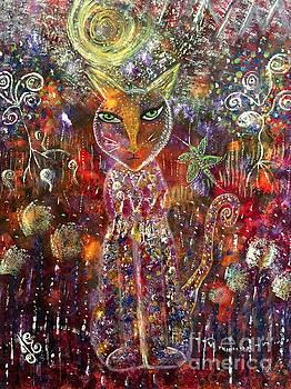 Cat Magic by Julie Engelhardt