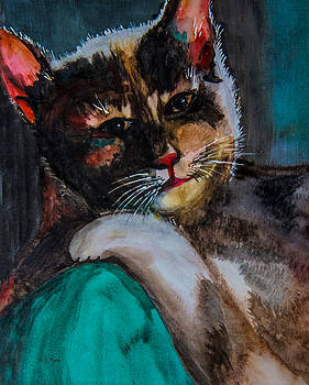 Calico Suzy by Vickie Myers