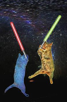 Cat Wars Episode IX by John Haldane