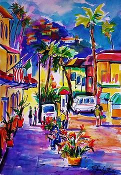 Catalina Island Colors by Therese Fowler-Bailey