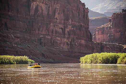 Cataract Canyon 4 by Whit Richardson