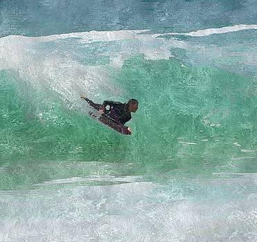 Catch a Wave by Bill Hamilton