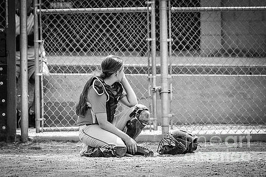 Catcher in Thought by Leah McPhail