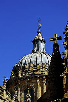 Catedral Nueva de Salamanca by Bogdan Petrila