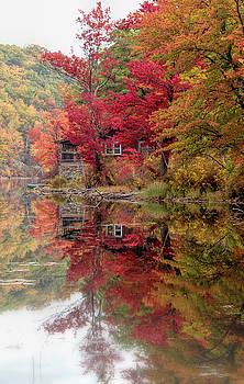Catfish Pond by James Figielski by Paulinskill River Photography