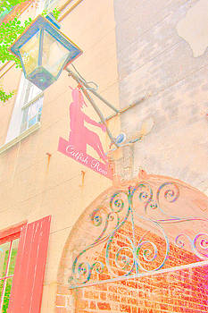 Dale Powell - Catfish Row Entrance CHS
