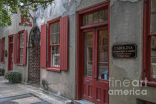 Dale Powell - Catfish Row in Charleston SC