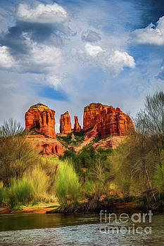 Jon Burch Photography - Cathederal Rock Dreaming