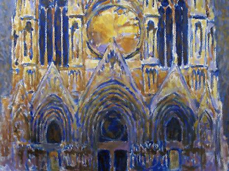 Cathedral 2 by Valeriy Mavlo