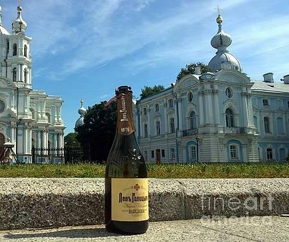 Cathedral by Aleksandr Nikolaev