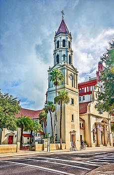 Cathedral Basilica by Anthony Baatz