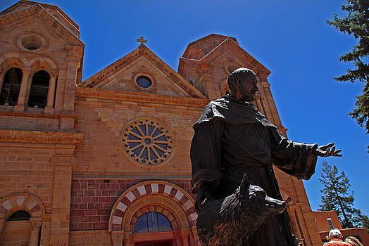 Susanne Van Hulst - Cathedral Basilica in Santa Fe
