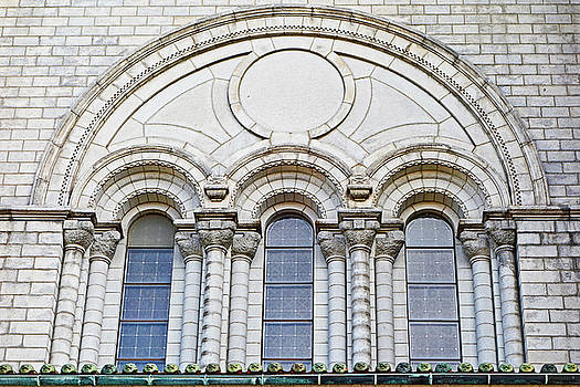 Robert Meyers-Lussier - Cathedral Basilica of Saint Louis Study 4