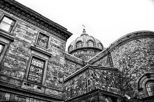 Cathedral Basilica Saints Peter and Paul by Bill Cannon