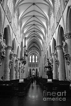 Jost Houk - Cathedral Brussels
