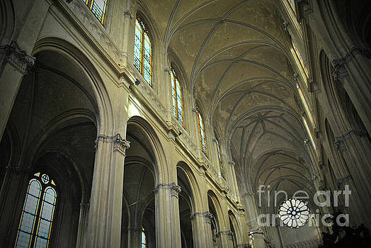 Jost Houk - Cathedral Ceiling