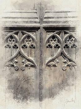 Julian Perry - Cathedral Door