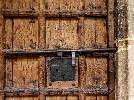 Lexa Harpell - Cathedral Door