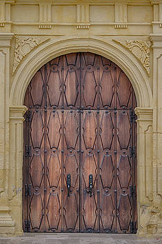 Guy Shultz - Cathedral Doors