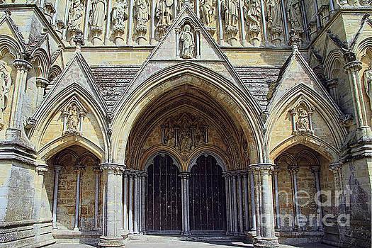 Teresa Zieba - Cathedral Entrance