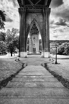 Cathedral Gates by Ryan Manuel