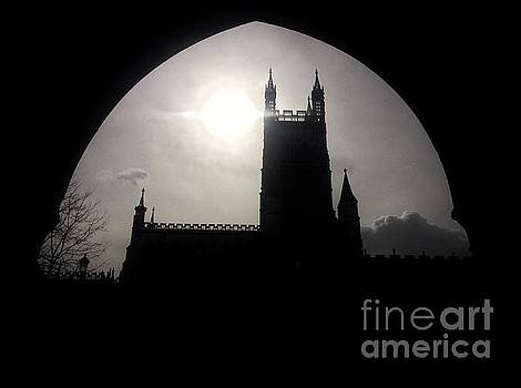 Cathedral in Winter Light by C Lythgo