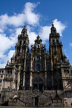 Cathedral of Santiago de Compostela by Emiliano Molina