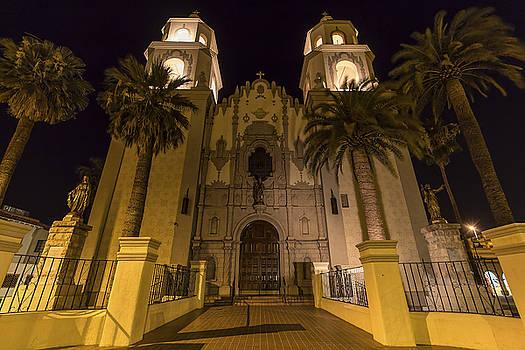 Cathedral of St. Augustine by Ryan Seek