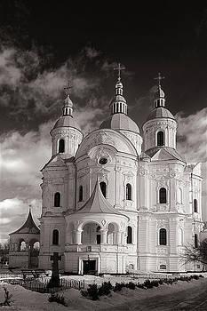 Cathedral of The Nativity of The Virgin. Kozelets, 2017. by Andriy Maykovskyi